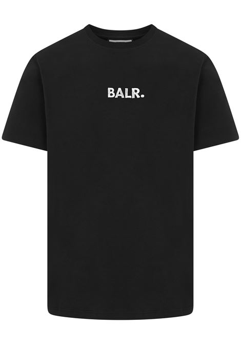 T-shirt BALR. Balr. | 8 | B10329BLACK