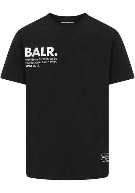 T-shirt BALR. Balr. | 8 | B10372BLACK