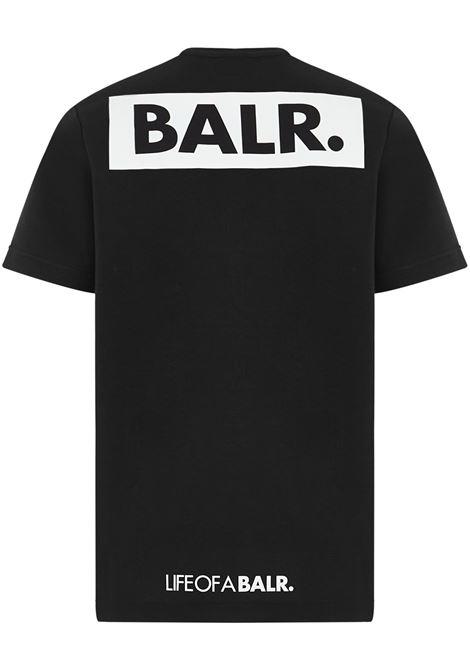 T-shirt BALR. Balr. | 8 | B10373BLACK