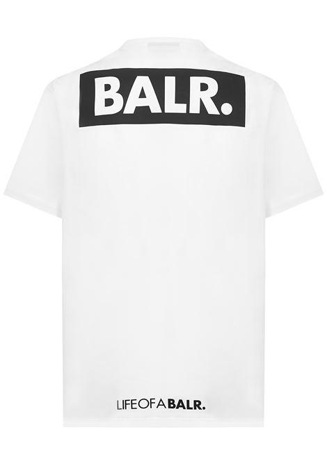 T-shirt BALR. Balr. | 8 | B10373WHITE
