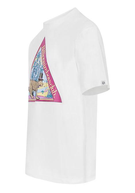 T-shirt Leopard Billionaire Boys Club Billionaire Boys Club | 8 | B20267WHITE