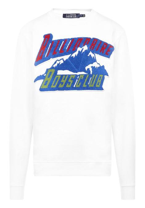 Billionaire Boys Club Chenille Mountain Sweatshirts Billionaire Boys Club | -108764232 | B20368WHITE