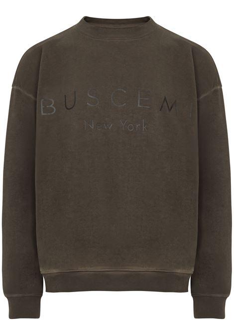 Buscemi Sweatshirt Buscemi | -108764232 | BMW20232BROWN