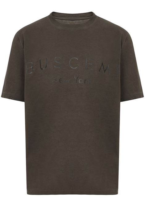 T-shirt Buscemi Buscemi | 8 | BMW20233BROWN