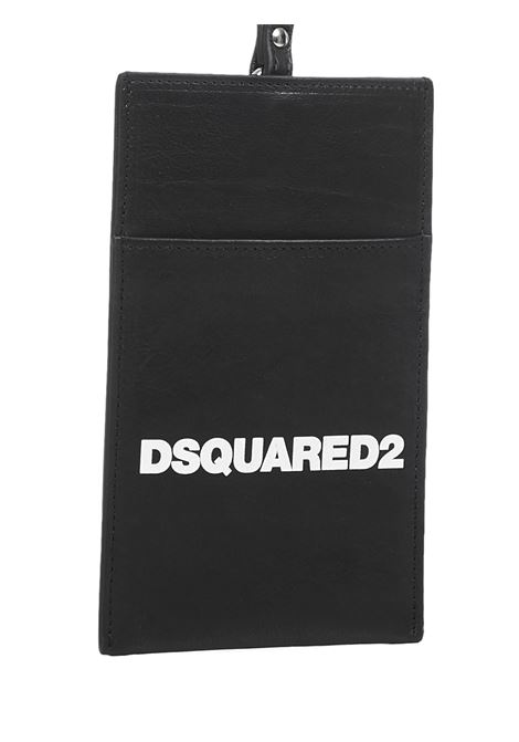 Dsquared2 cellphone holder  Dsquared2 | 77132945 | POM001212903257M063
