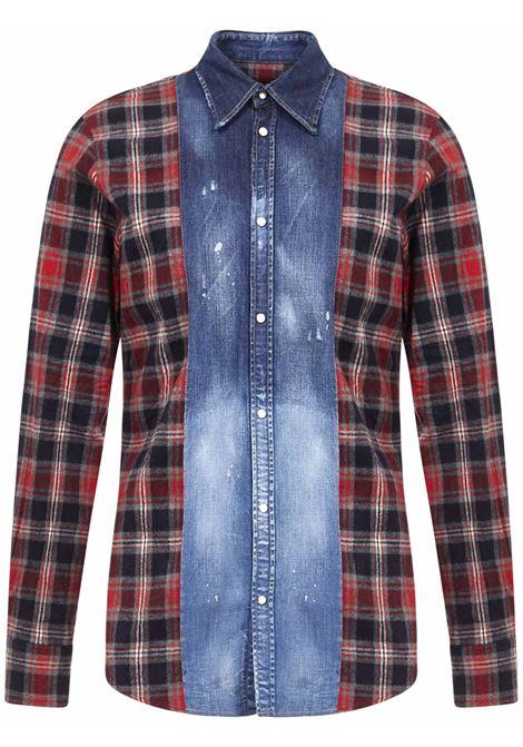 Dsquared2 shirt Dsquared2 | -1043906350 | S71DM0432S53167001F
