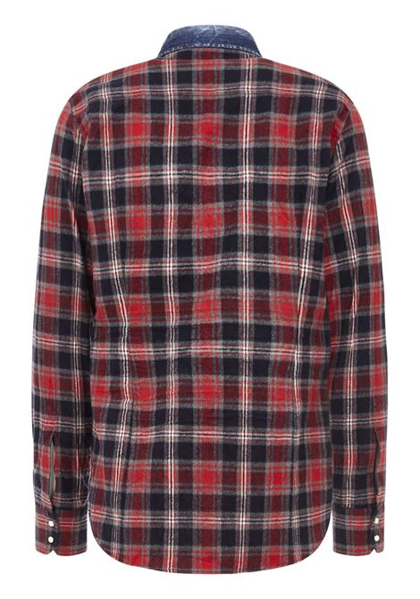 Dsquared2 shirt Dsquared2   -1043906350   S71DM0432S53167001F