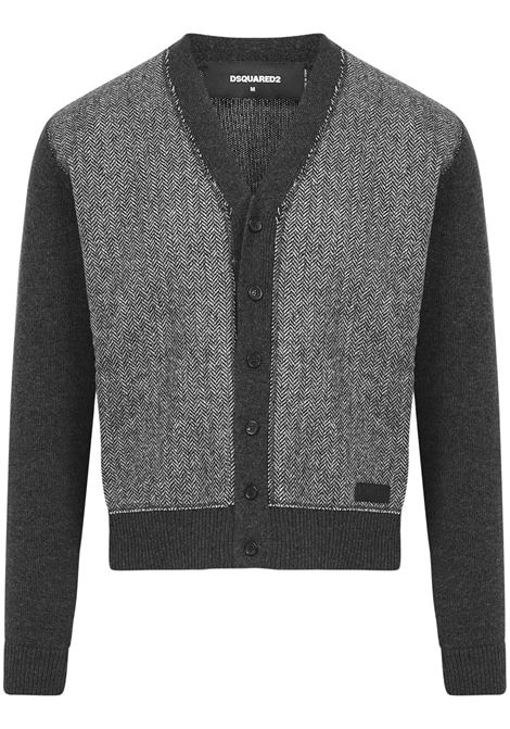 Dsquared2 Cardigan Dsquared2 | 39 | S71HA1013S17470963