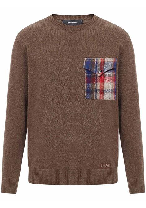 Dsquared2 Sweater Dsquared2   7   S71HA1014S17470961