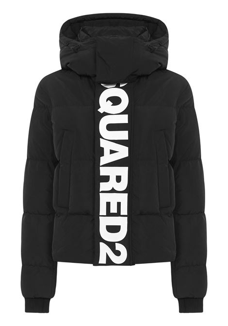 Dsquared2 Mega Logo Down Jacket Dsquared2 | 13 | S72AM0868S53353900