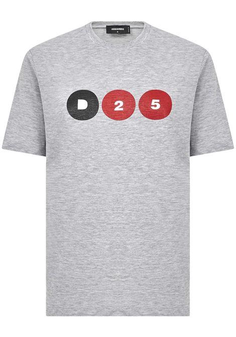 Dsquared2 D25 T-shirt Dsquared2 | 8 | S73GC0263S22146857M