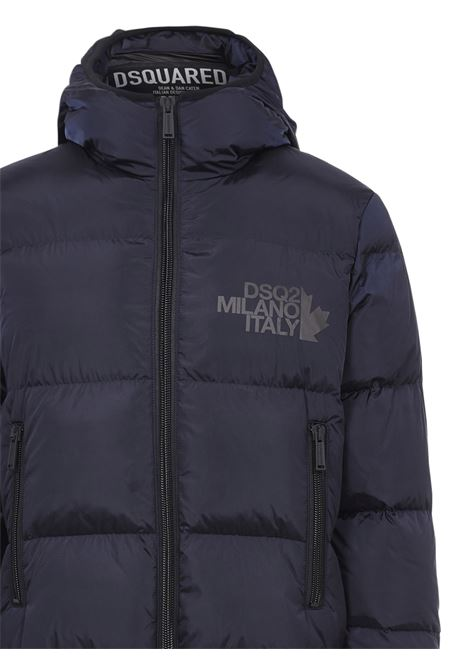 Dsquared2 Down Jacket  Dsquared2 | 335 | S74AM1085S53140478
