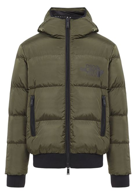 Dsquared2 Down Jacket Dsquared2 | 335 | S74AM1085S53140693