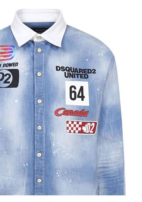 Dsquared2 Shirt Dsquared2   -1043906350   S74DM0441S30341470