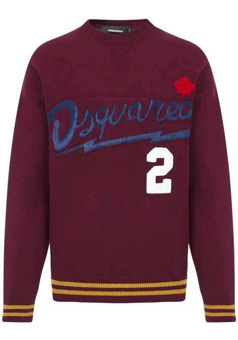 Dsquared2 Sweaters Dsquared2   7   S74HA1085S17388962