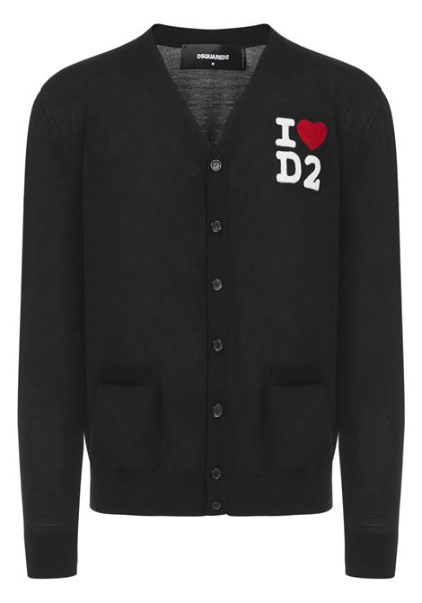 Dsquared2 Cardigan Dsquared2 | 39 | S74HA1100S17399900