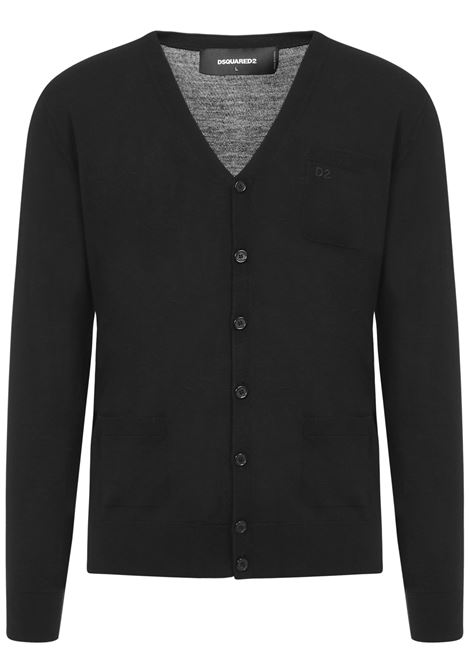 Dsquared2 Cardigan Dsquared2 | 39 | S74HA1105S16794900