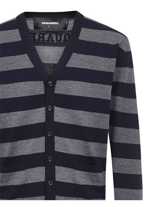 Dsquared2 Cardigan  Dsquared2 | 39 | S74HA1120S17415962