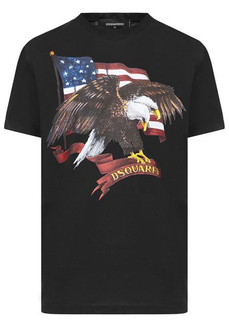 T-shirt Dsquared2 Dsquared2 | 8 | S79GC0004S22427900