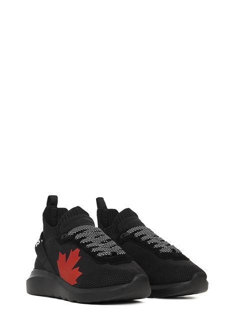 Dsquared2 Speedster Sneakers  Dsquared2 | 1718629338 | SNM007459203115M1343