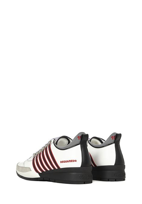 Dsquared2 251 Sneakers  Dsquared2 | 1718629338 | SNM014601503322M1747