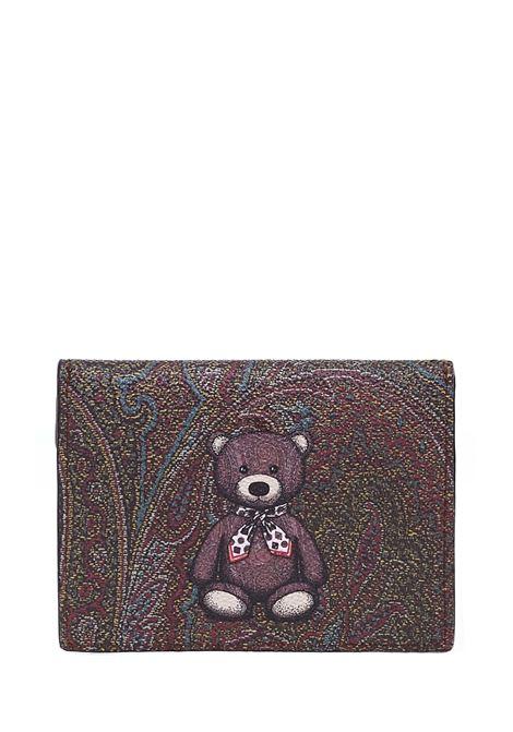 Etro Toys Card holders Etro   633217857   1H6832451600