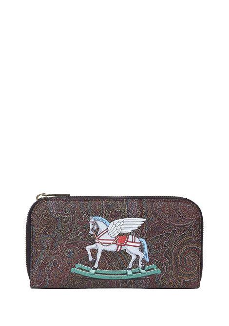Etro Toys Wallet Etro   63   1N0822451602