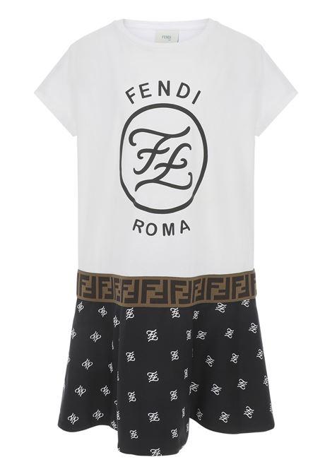 Fendi Kids Dress Fendi Kids | 11 | JFB316AACGF0TU9