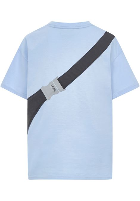Fendi Kids T-shirt  Fendi Kids | 8 | JMI3337AJF1BUC