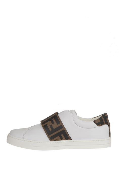 Fendi Kids Sneakers  Fendi Kids | 1718629338 | JMR296A7N4F0C1A