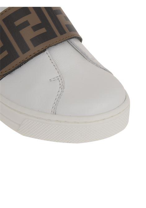 Fendi Kids Sneakers  Fendi Kids | 1718629338 | JMR297A7N4F0C1A