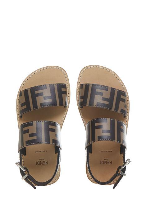 Fendi Kids Sandals  Fendi Kids | 813329827 | JMR323A8CIF1425