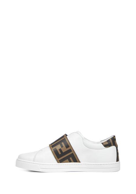 Fendi Kids Sneakers  Fendi Kids | 1718629338 | JMR325A7N4F0C1A