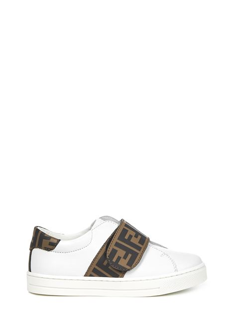 Fendi Kids Sneakers  Fendi Kids | 1718629338 | JMR326A7N4F0C1A