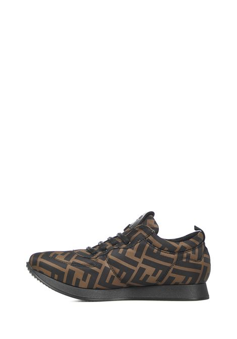 Fendi Kids Sneakers  Fendi Kids | 1718629338 | JMR339A8CEF0R7V