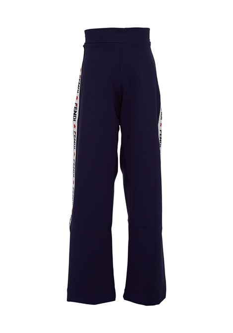 Fendi Kids trousers Fendi Kids | 1672492985 | JUF0031L9F15A4
