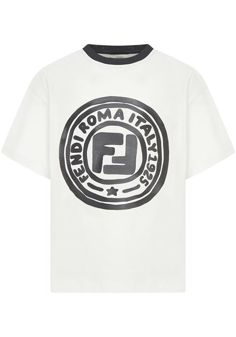 Fendi Kids T-shirt  Fendi Kids | 8 | JUI0137AJF0TU9