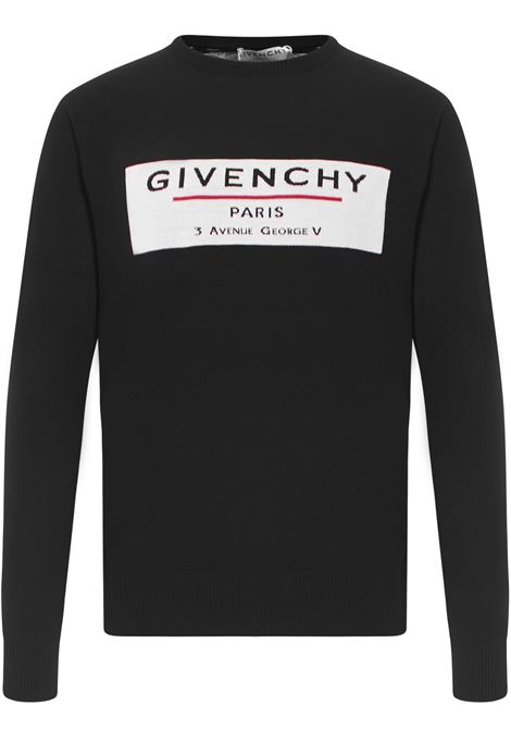 Givenchy Sweater  Givenchy | -108764232 | BM90BT406B973