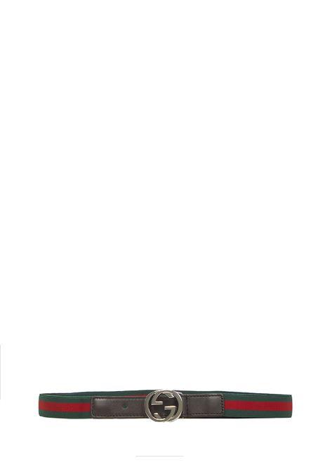 Cintura Gucci Junior Gucci Junior | 1218053011 | 258155HAEEJ2061