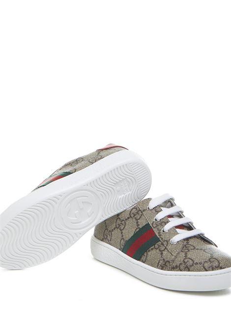Gucci Junior Ace Sneakers Gucci Junior | 1718629338 | 4331479C2109798