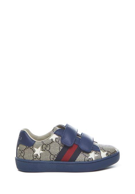 Gucci Junior Ace Sneakers  Gucci Junior | 1718629338 | 463090HYY308961