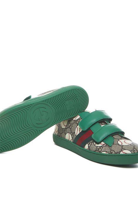 Gucci Junior Ace Sneakers  Gucci Junior | 1718629338 | 463091HYB208486