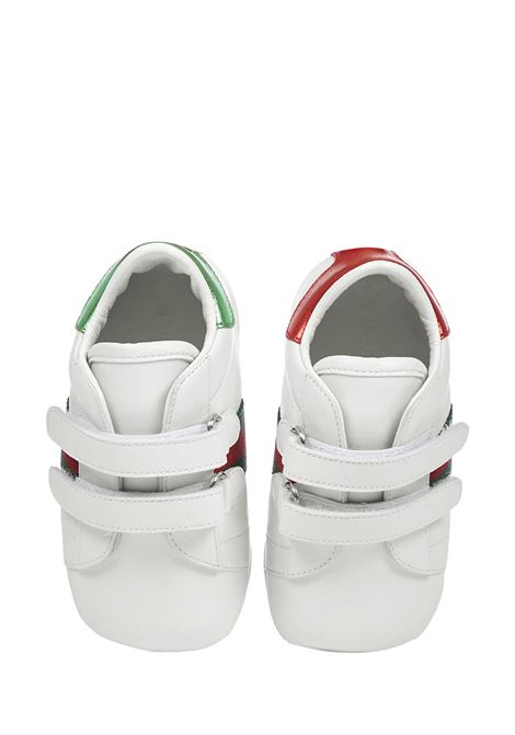 Sneakers Ace Gucci Junior Gucci Junior | 1718629338 | 500852BKPT09070