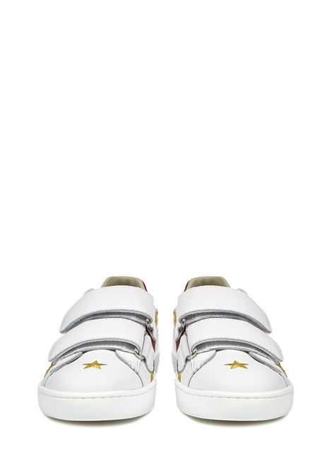 Gucci Junior Ace Sneakers  Gucci Junior | 1718629338 | 5044990II409064