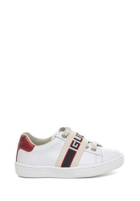 Gucci Junior Ace Sneakers  Gucci Junior | 1718629338 | 5530530IIR09065