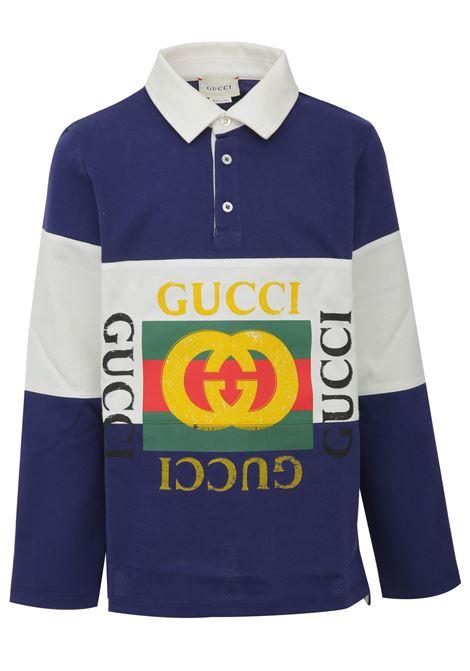 Polo Gucci Junior Gucci Junior   2   573935XJAAM4594