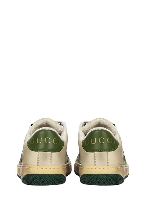 Sneakers Screener Gucci Junior Gucci Junior | 1718629338 | 626620G17609666