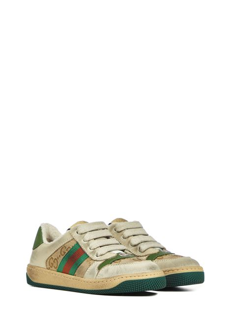 Sneakers Screener Gucci Junior Gucci Junior | 1718629338 | 626625G17609666