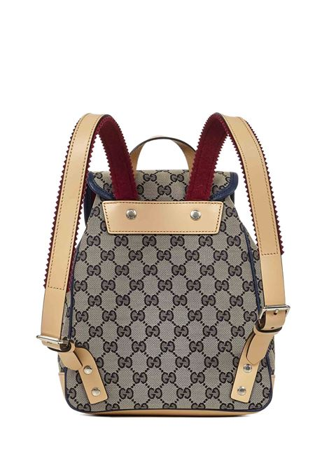 Gucci Junior GG Supreme backpack Gucci Junior | 1786786253 | 630818GY5IN4078