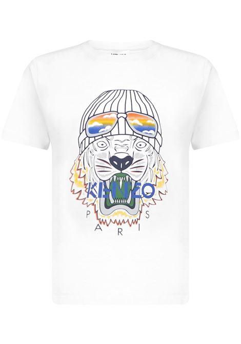 Kenzo Junior Tiger T-shirt  Kenzo Junior | 8 | KR1075801